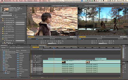 Curso de Edición y Montaje Audiovisual