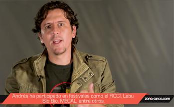 Taller de Escritura para Cine y TV con Andrés Beltrán Nossa