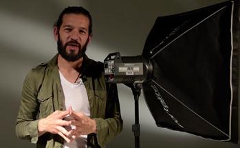 Rafael Manosalva – Fotógrafo y Docente del Curso de Iluminación en Estudio