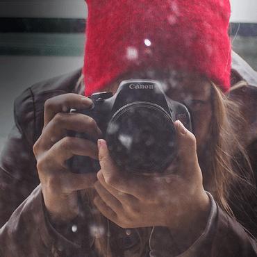 proteger tu cámara del mal clima
