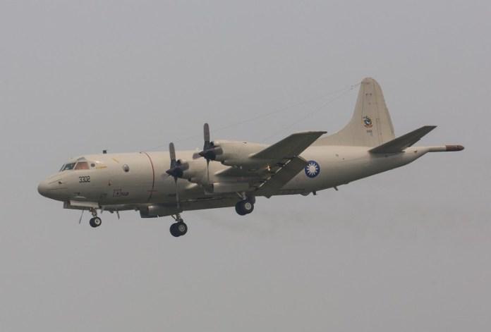 Uno de los doce P-3C Orion perteneciente a Taiwán. Imagen: Laki Aviation Images