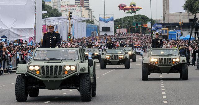 Se confirma el desfile para el 27 de mayo.