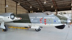 "Canberra Mk-62 B-101 ""Pelícano"""