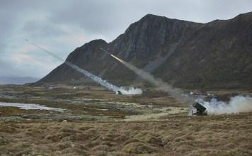 El NASAMS es producido conjuntamente por Raytheon y Kongsberg. (Kongsberg)