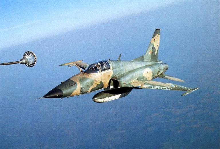 F-5EM/FM Tiger