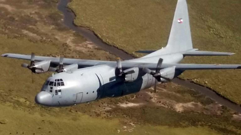 Lockheed C-130B Hércules
