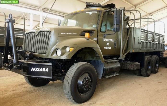 camiones tácticos 7000 MV-GTT