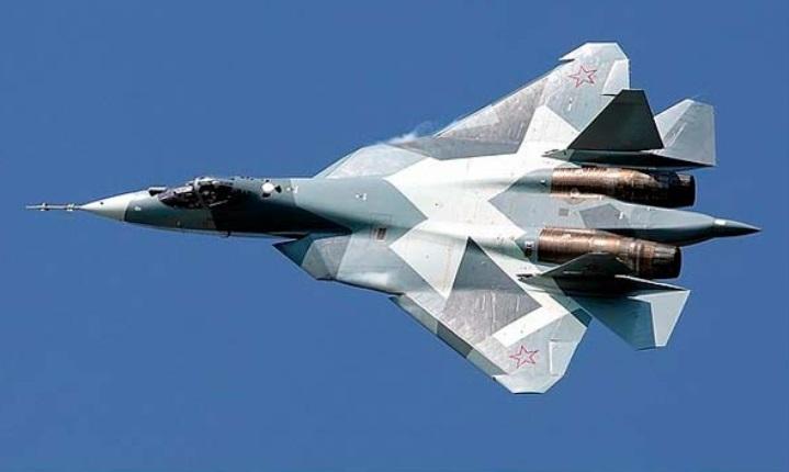 Su-57 avión de combate