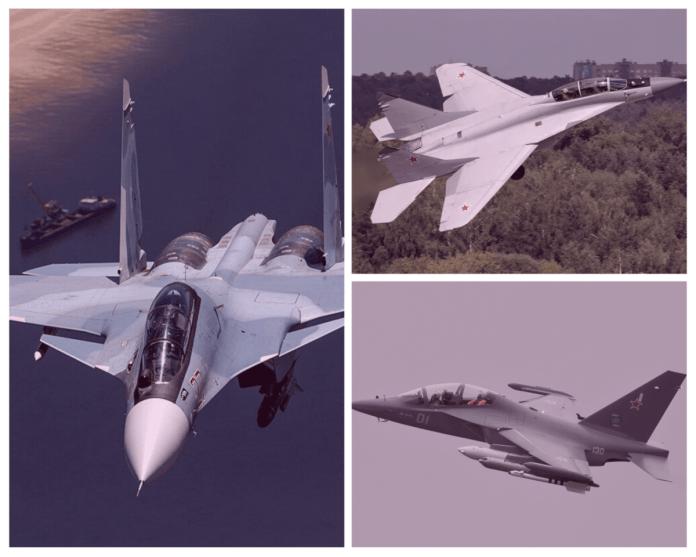 Rusia ofrece aviones a Argentina
