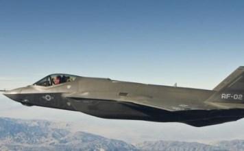 Noruega intercepta aviones rusos con un F-35