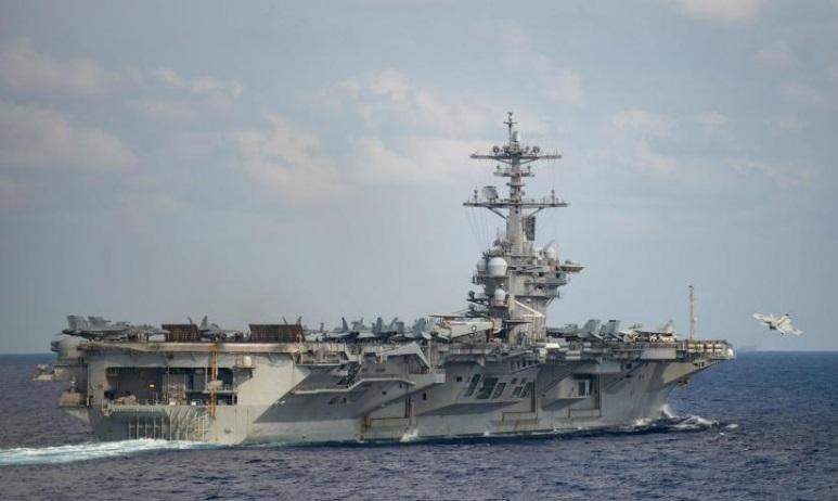 El brote de coronavirus en el USS Roosevelt es
