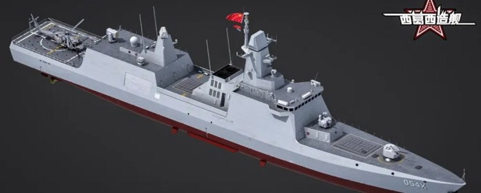 Fragata China 054, la mas actual en su inventario. - Página 2 PLAN-1