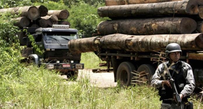 Brasil despliega sus tropas