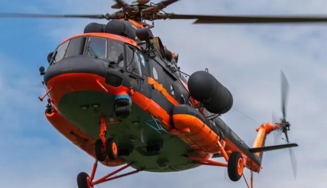 Mi-8MTSh-AV