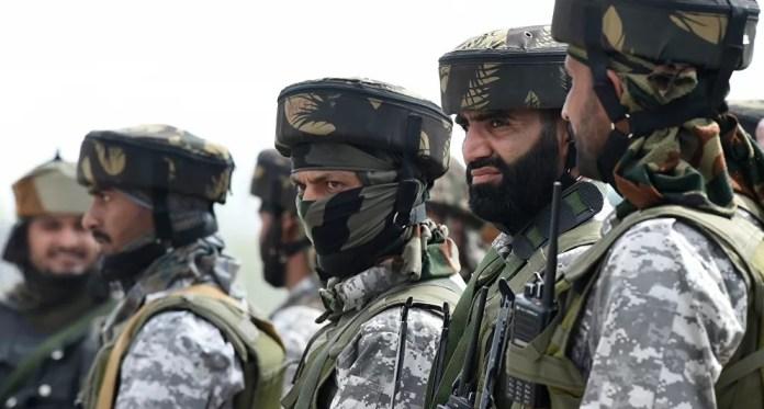 movilizan tropas