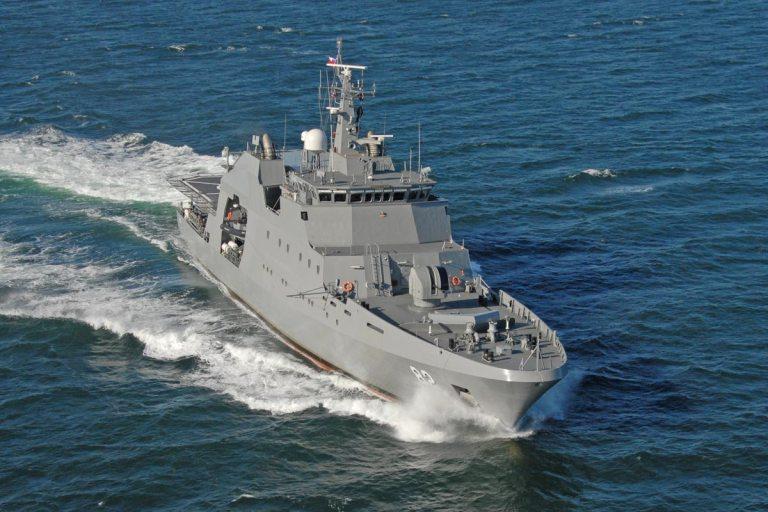 Patrullero Zona Marítima  (OPV-80)