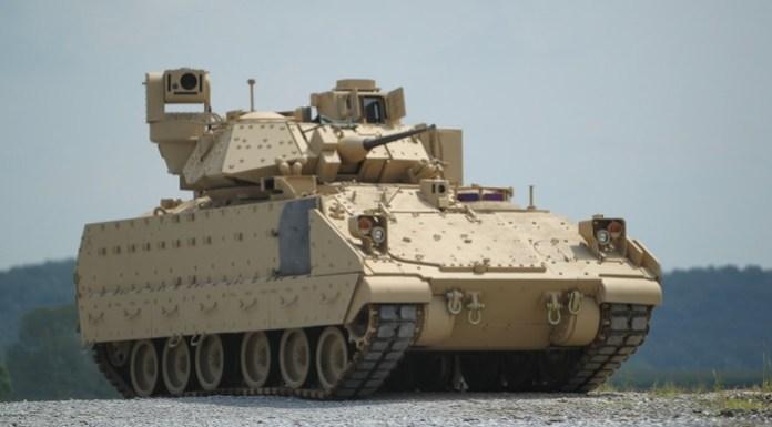 M-2 Bradley