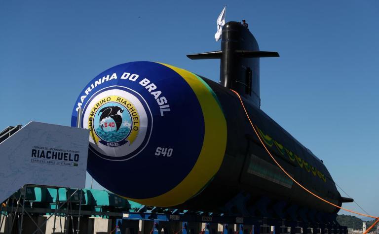 Submarino Clase Riachuelo