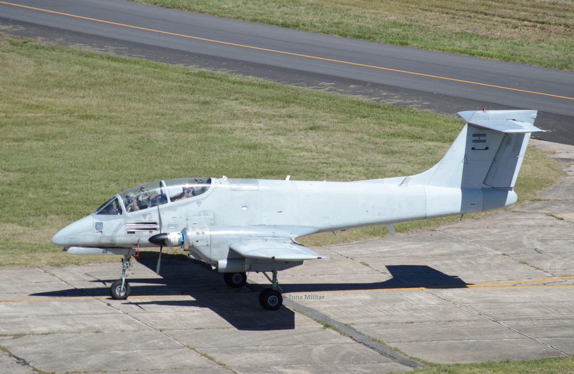 Argentina - Página 8 IA-58-Pucara-EAM-3