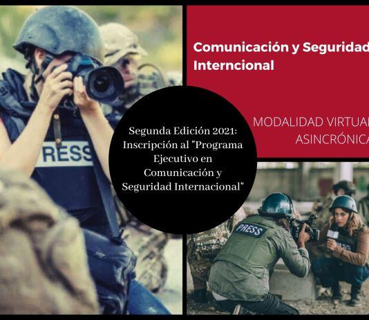 comunicación y seguridad internacional