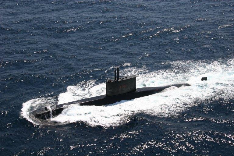 Submarino Clase Tupi