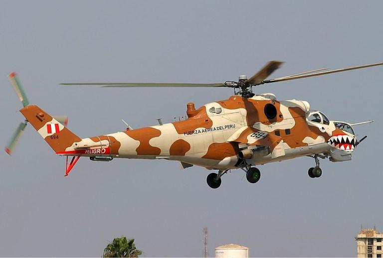 Mil Mi-25