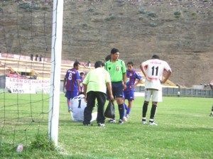 Alianza Universidad - Leon de Huanuco 1