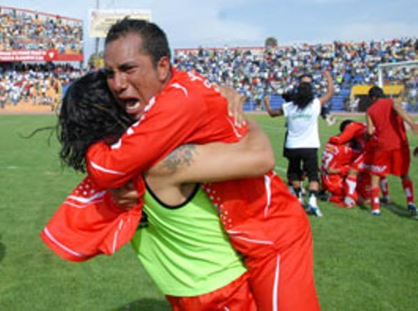 Diablos Rojos ya es semifinalista de la COpa Perú