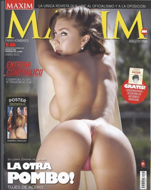 Johanna Pombo Maxim Enero 2013 (10)