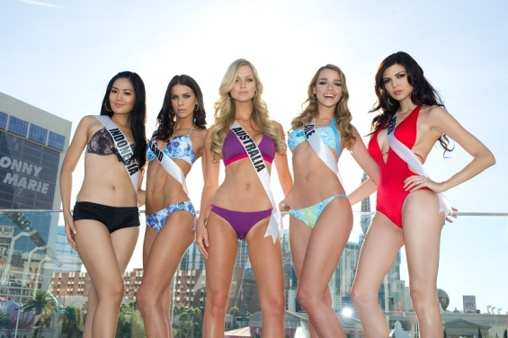 Miss Universo 2012 Online