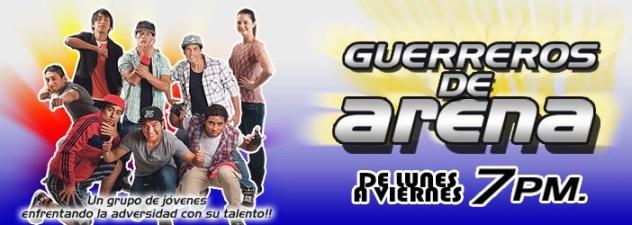 Guerreros-de-Arena