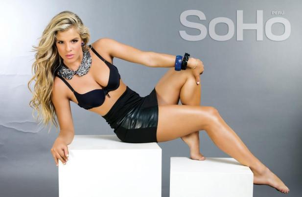Alejandra Baigorria en SoHo (1)
