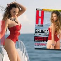 Belinda en la Revista H Diciembre 2014 [FOTOS]