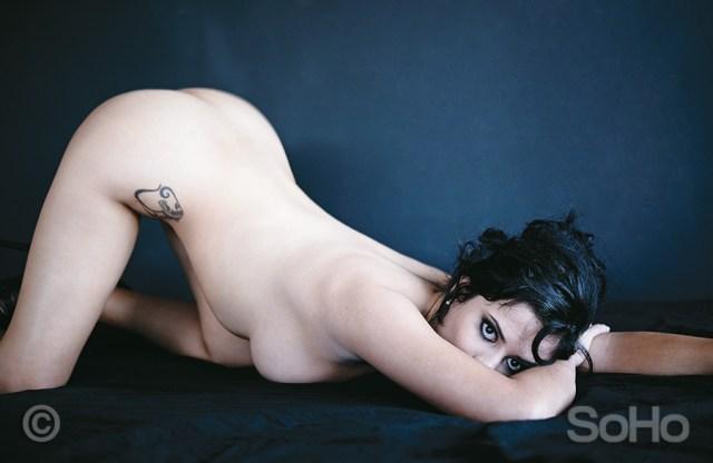 Alejandra Omaña desnuda (2)