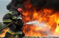 Запали се «Лагуна бийч» в местността «Червенка»
