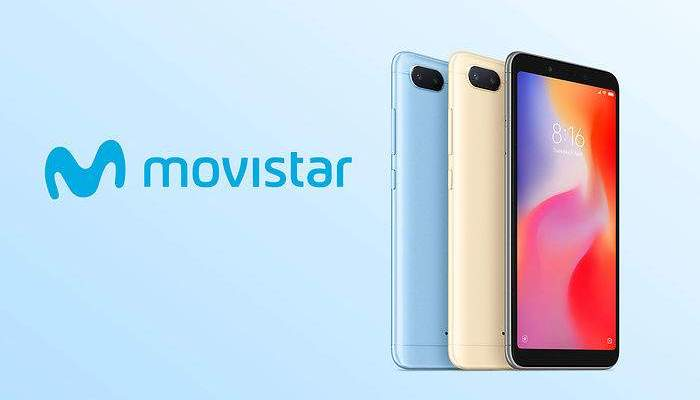 Xiaomi en Movistar