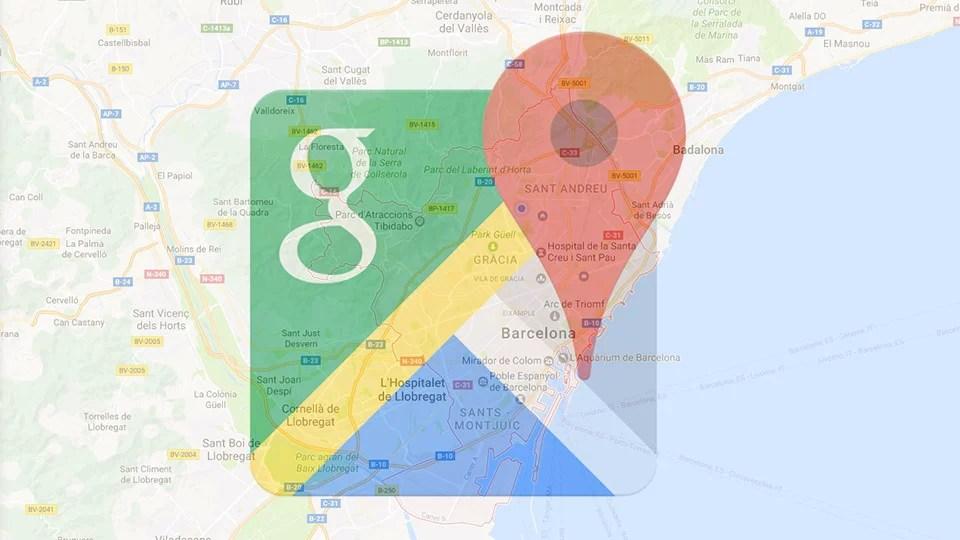 Nuevas funciones en Google Maps