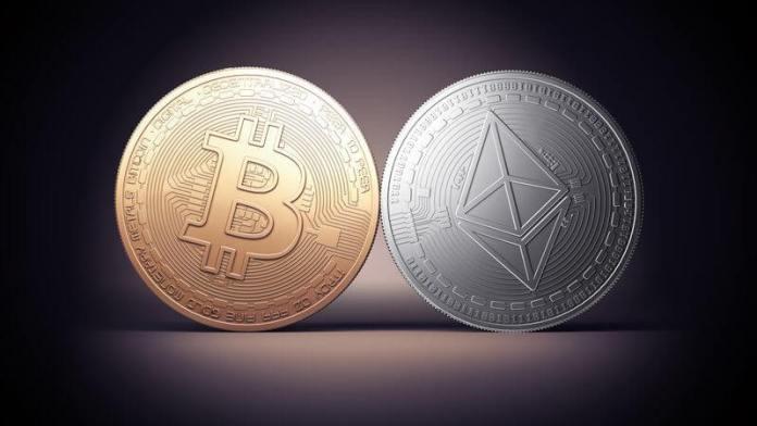 Diferencias del Ether y el Bitcoin