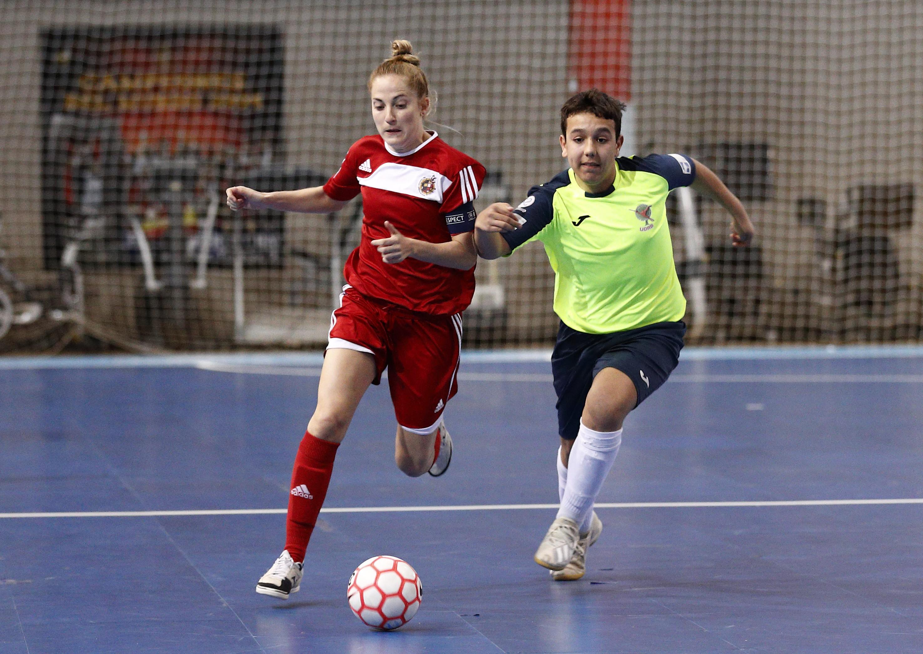 Convocatoria de la Selección femenina Sub-19 de fútbol sala para los amistosos frente a Portugal