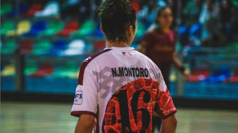 """Noelia Montoro (UCAM): """"Nuestro objetivo es meternos en copa, para ello tenemos que seguir exigiéndonos y trabajar."""""""