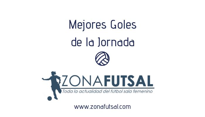 Mejores Goles de la Jornada 1ª de Fútbol Sala Femenino 1ª División Temporada 19/20
