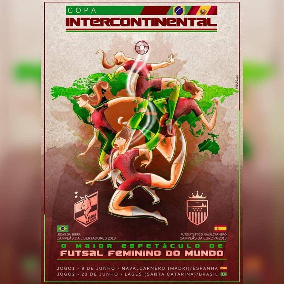 Futsi Atlético Navalcarnero jugará la primera Copa Intercontinental de Fútbol Sala Femenino