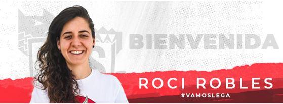Roci Robles se convierte en el primer fichaje del Leganés 2019-2020