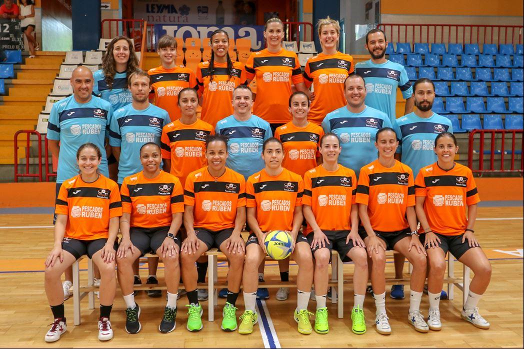 Cierre de la fase de grupos de la Copa de Galicia de Fútbol Sala Femenino