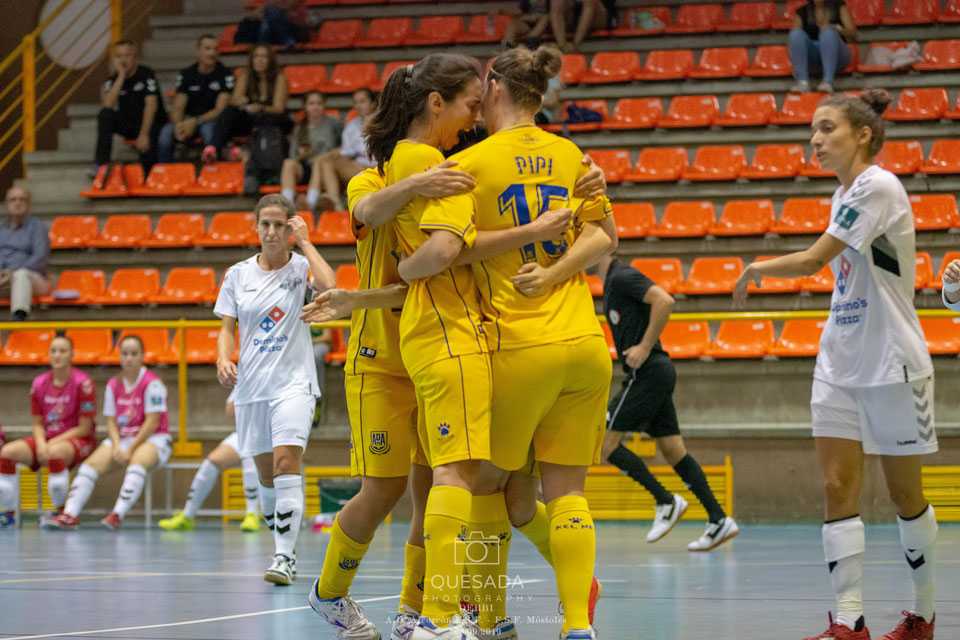 Previa: Xaloc Alacant - AD Alcorcón FSF. Jornada 22ª. 1ª División. Fútbol Sala Femenino