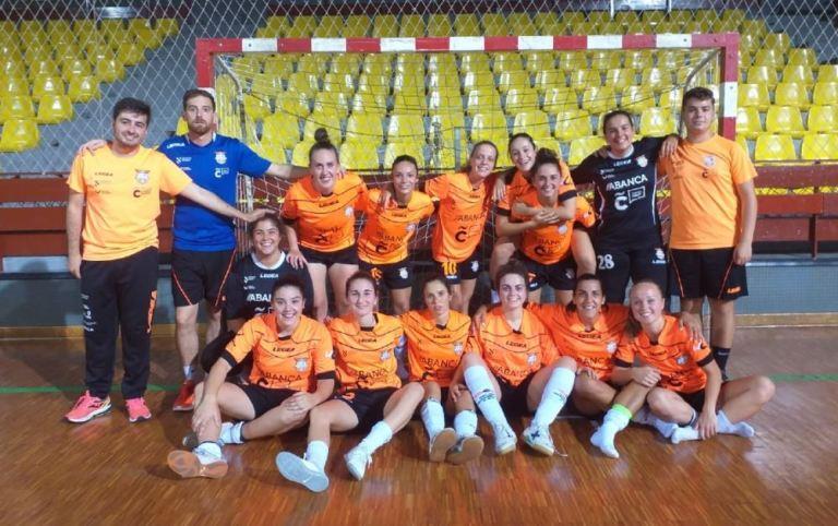 Previa: Viaxes Amarelle FSF - Ourense Envialia FSF B. 2ª Div. Grupo 1º. Jornada 6ª