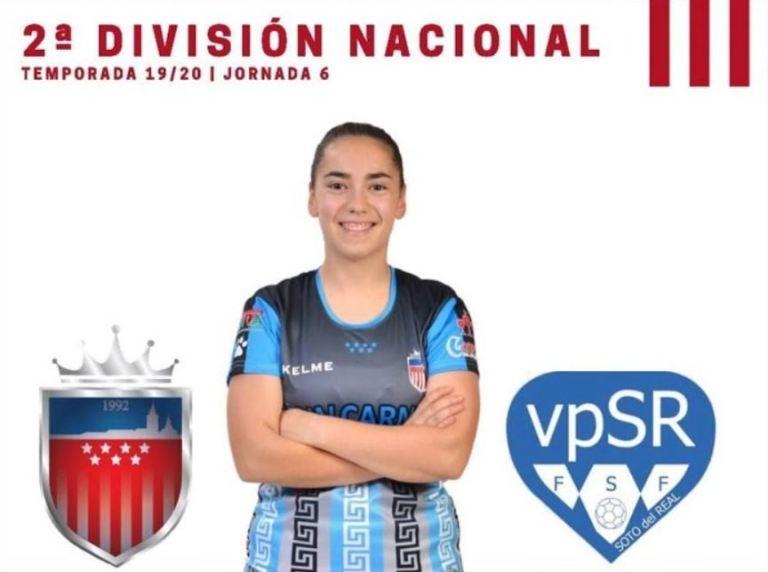 Emisión en Directo del Partido: Futsi Atlético Navalcarnero B - VP Soto del Real. 2ª División. Grupo 4º. Jornada 6ª