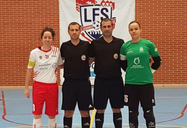 Previa: Preconte Telde - CD Leganés FS B . Jornada 21ª. 2ª División. Grupo 4º