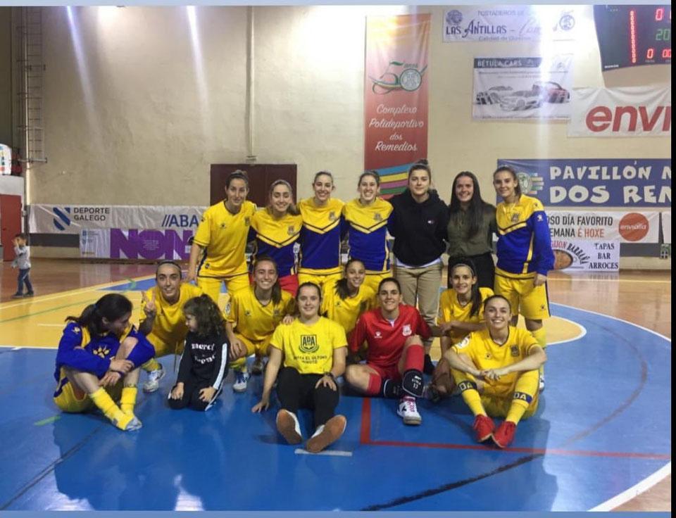 Previa: AD Alcorcón FSF - Universidad de Alicante FSF. Jornada 14ª. 1ª División Fútbol Sala Femenino
