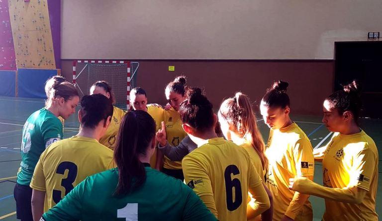 Crónica: Universidad de Salamanca - Preconte Telde. 2ª División. Grupo 4º. Jornada 9ª